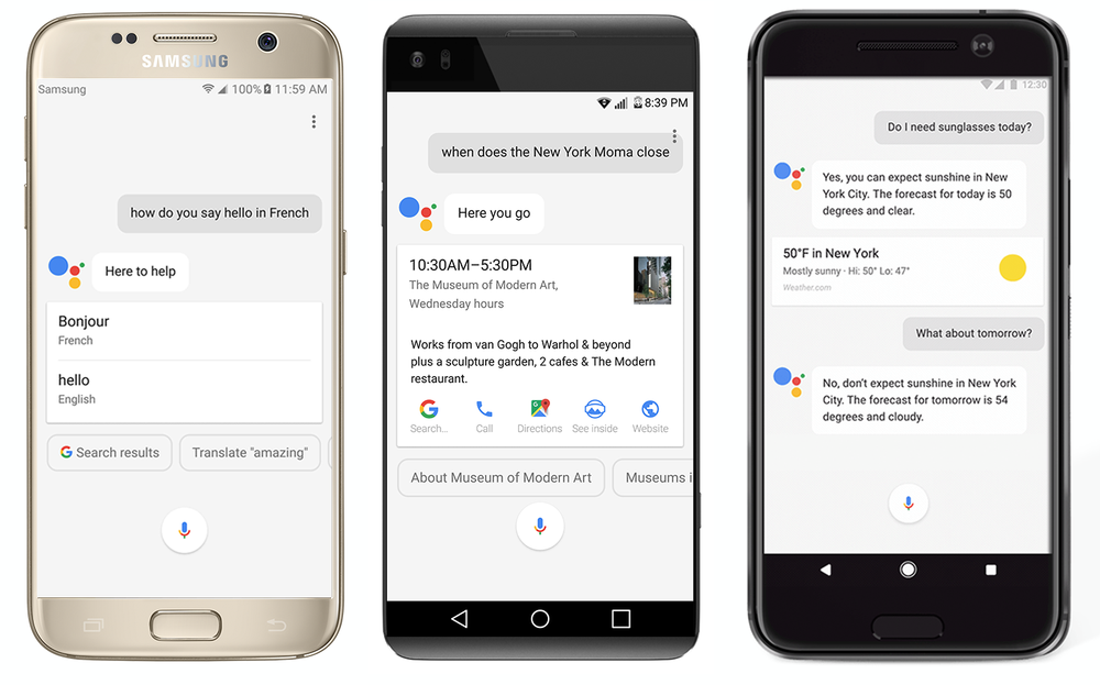 Have you gotten Google Assistant yet?