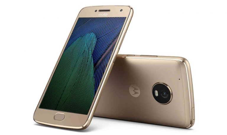 Moto G5 and G5 Plus announced