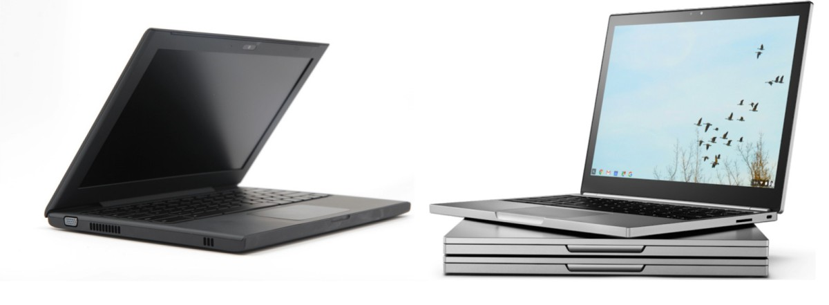 Evolution of the Chromebooks
