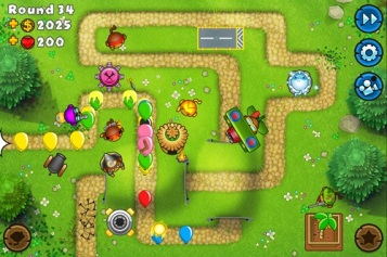 Bloons_TD_5_Gameplay