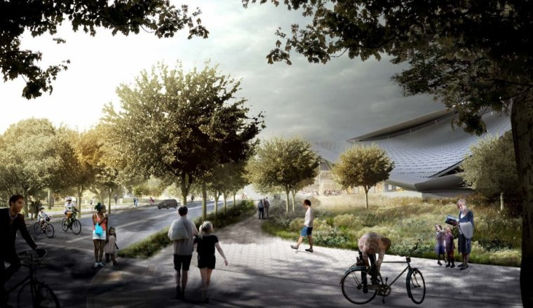while-google-would-have-to-remove-about-160-trees-to-build-the-new-campus-the-plans-include-replanting-trees-and-offering-plenty-of-other-green-space